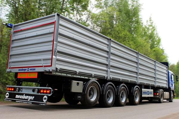Industrias Trimar Aplicaciones Strenx Transportes pesados